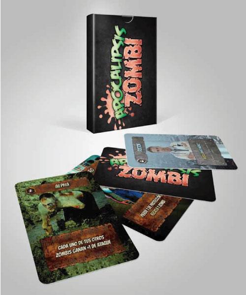 apocalipsis zombi juego mesa imprimir