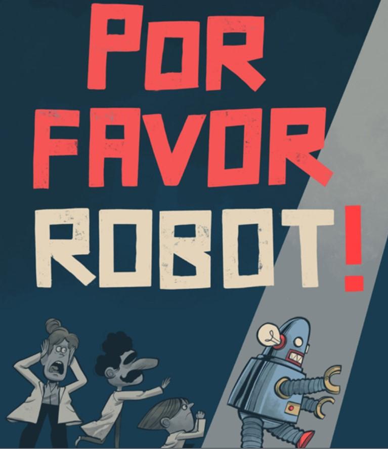 por favor robot imprimir juego de mesa pnp