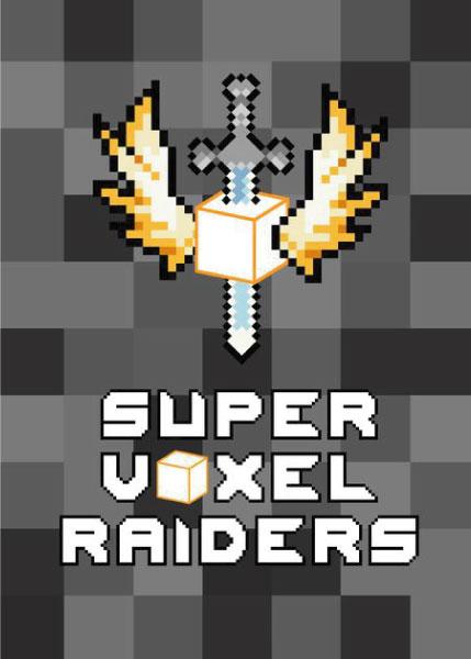 super voxel raiders juego mesa imprimir