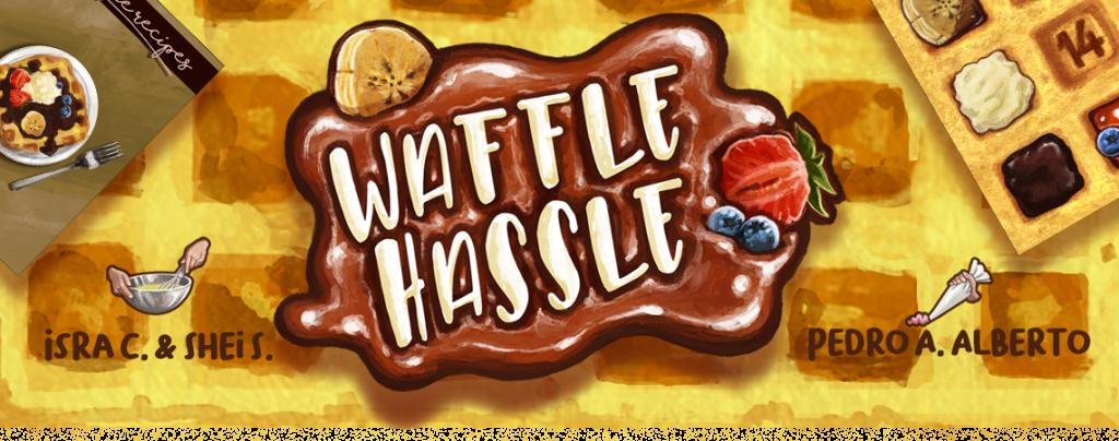 waffle hassle juego de mesa imprimir