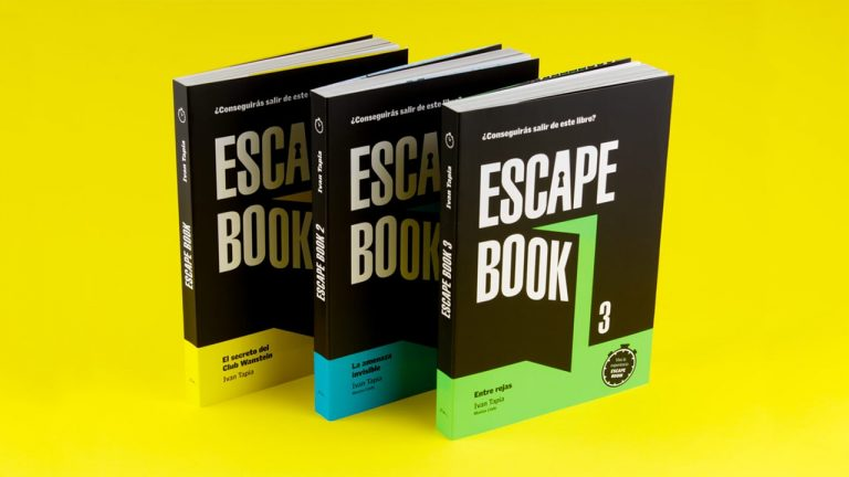 escape books min
