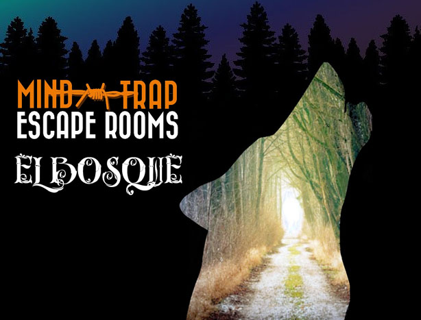 el bosque mindtrap Escape Room