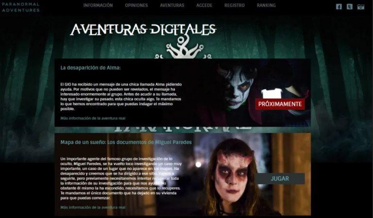 aventuras digitales
