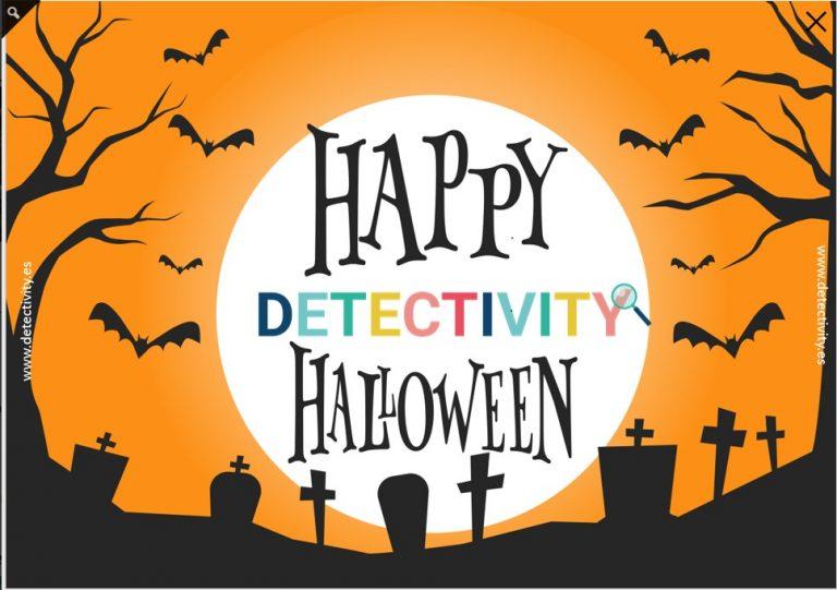 detectivity halloween
