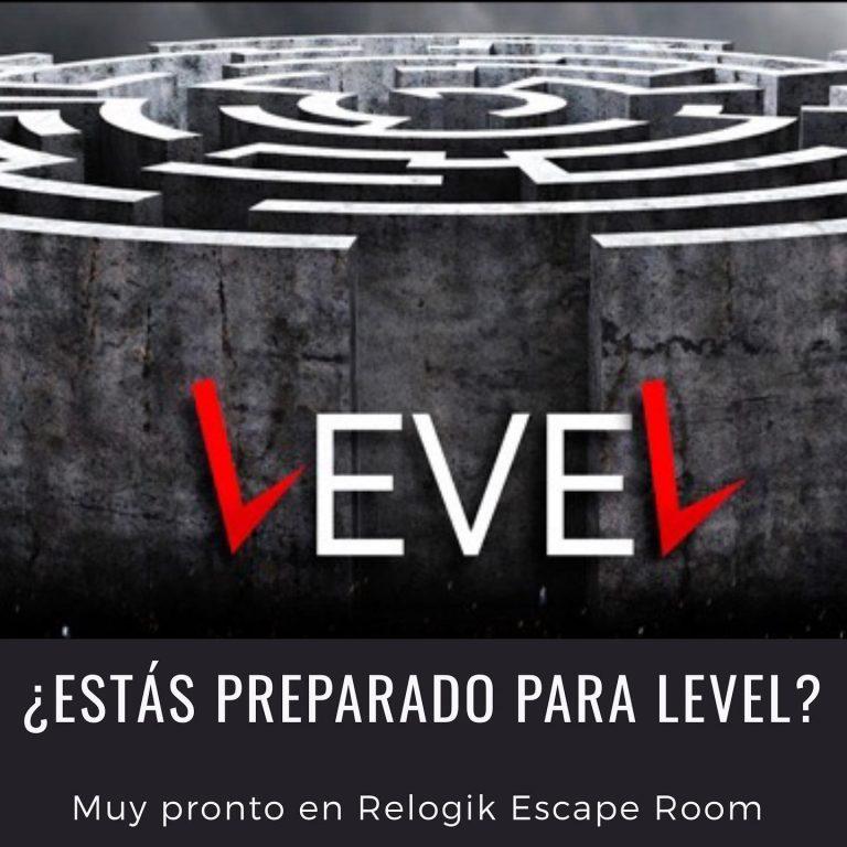 level escape room