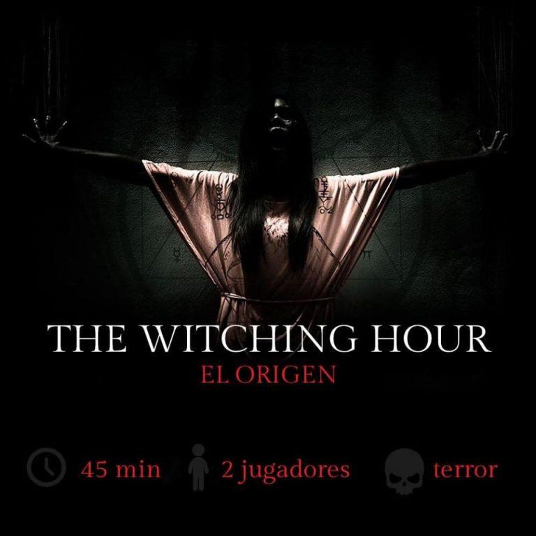 witching hour el origen