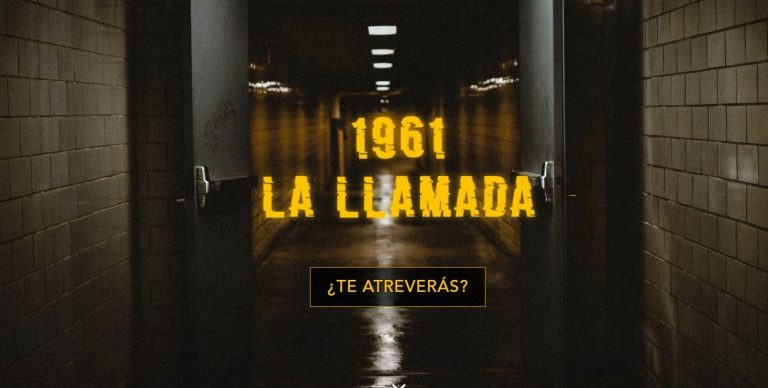 1961 la llamada escape room min