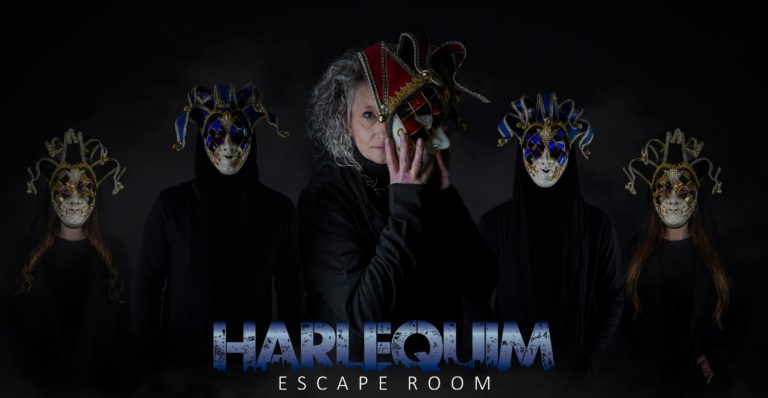 harlequim escape room min