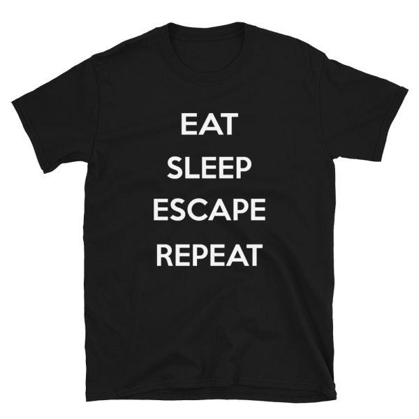 unisex basic softstyle t shirt black front 611a27e64b07c